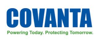 Covanta Powering Today, Protecting Tomorrow